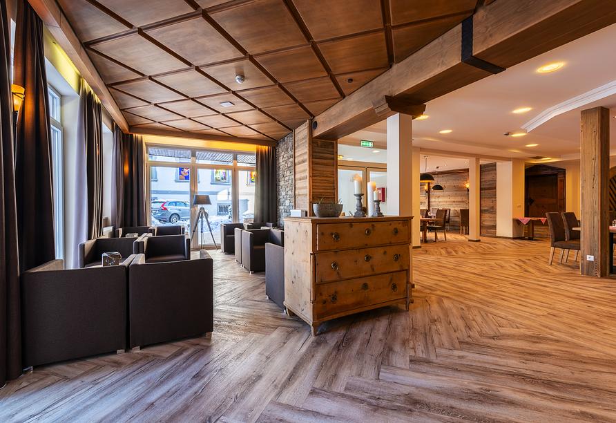 SCOL Sporthotel Zillertal, Lobby