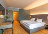 Beispiel eines Doppelzimmers im Michel Hotel Karoli Waldkirchen