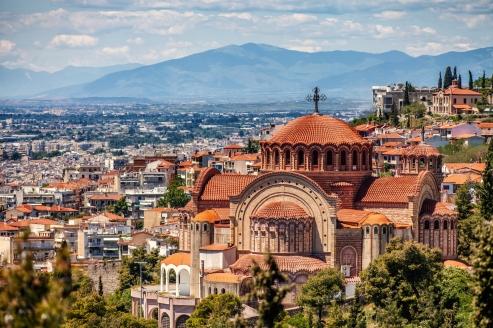 Ein Ganztagesausflug nach Thessaloniki ist für Sie bereits inkludiert.