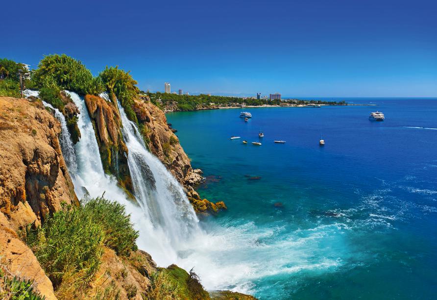 Hotel Belek Beach Resort, Düden Wasserfall