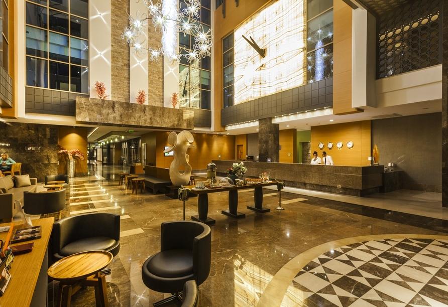 Hotel Belek Beach Resort, Lobby