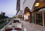 Hotel Belek Beach Resort, Terrasse