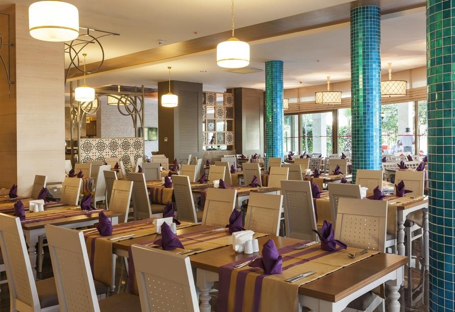 Hotel Belek Beach Resort, Restaurant
