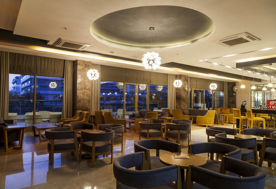 Hotel Belek Beach Resort, Barbereich