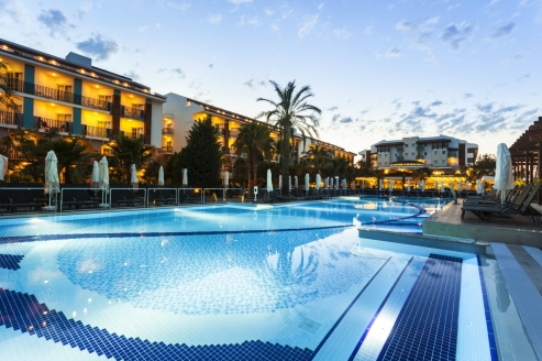 Hotel Belek Beach Resort, Außenpool