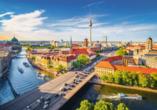Erkunden Sie das facettenreiche Berlin.