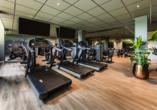 Der Fitnessraum im Hotel NH Noordwijk Conference Centre Leeuwenhorst