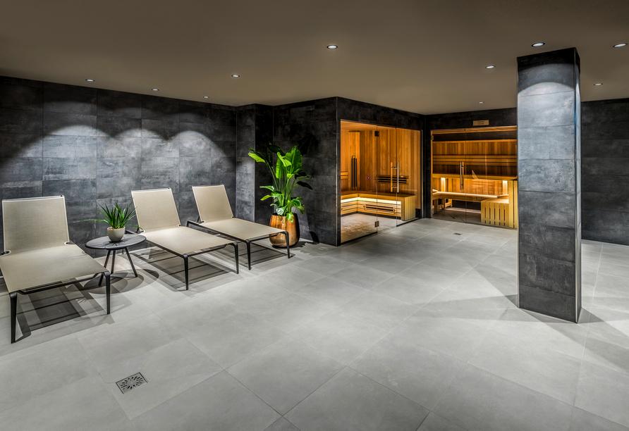 Entspannen Sie im Wellnessbereich vom Hotel NH Noordwijk Conference Centre Leeuwenhorst