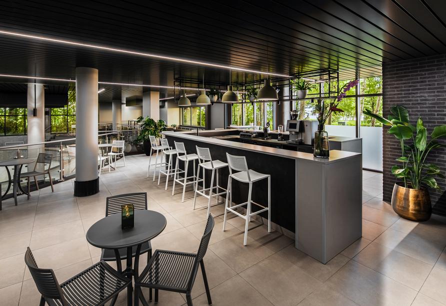 Das Restaurant vom Hotel NH Noordwijk Conference Centre Leeuwenhorst