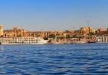 Entdeckerreise Nil, Tempel Luxor