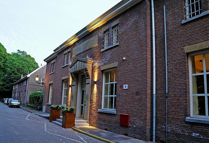 Außenansicht The Fallon Hotel Alkmaar