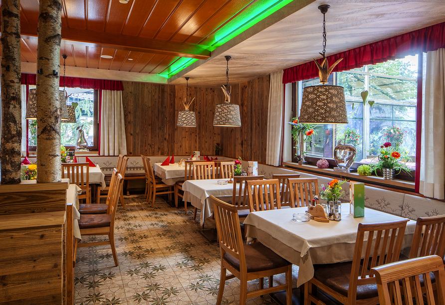 Wellnesshotel Kohlerhof Fügen Zillertal, Restaurant