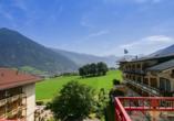 Wellnesshotel Kohlerhof Fügen Zillertal, Blick ins Grüne
