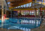 Wellnesshotel Kohlerhof Fügen Zillertal, Hallenbad