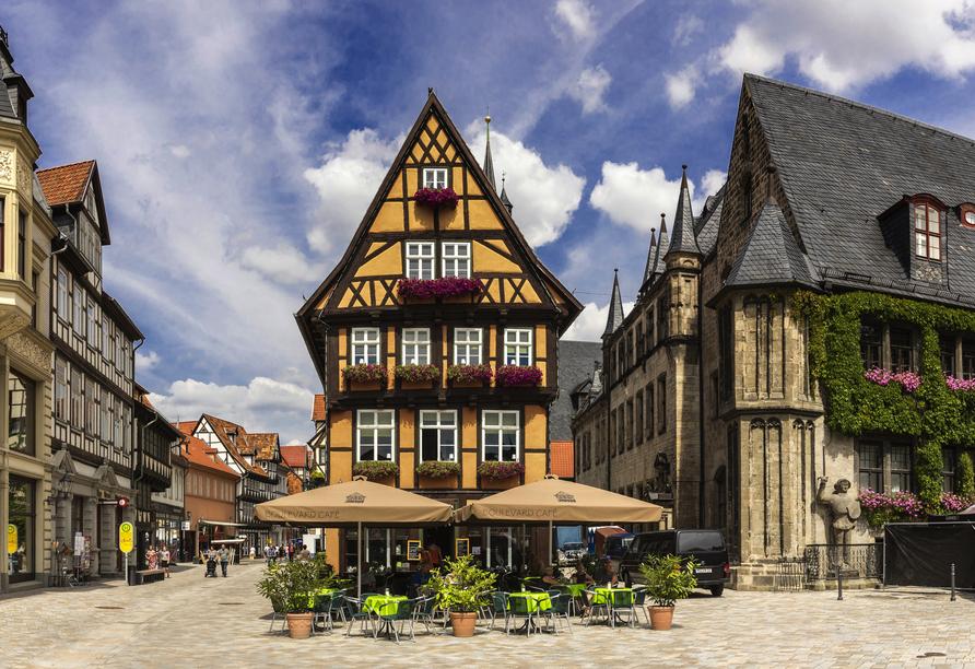 Panorama Ferien Hotel Harz, Quedlinburg