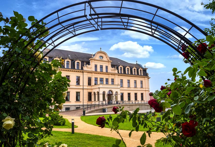 Schloss Ribbeck im Havelland.