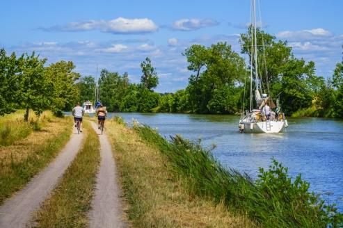 Freuen Sie sich auf eine wunderschöne Radrundreise entlang Berliner Seen und durchs Havelland!