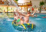 Hotel villa raab in Alsfeld, Familienspaß im Erlenbad