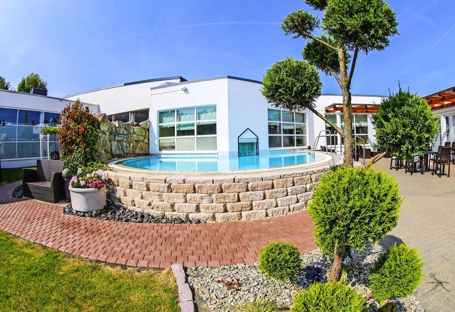 Hotel villa raab in Alsfeld, Erlenbad
