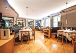 Der Küchenchef des Restaurants legt besonders Wert auf einwandfreie Qualität und Produkte von lokalen Anbietern.