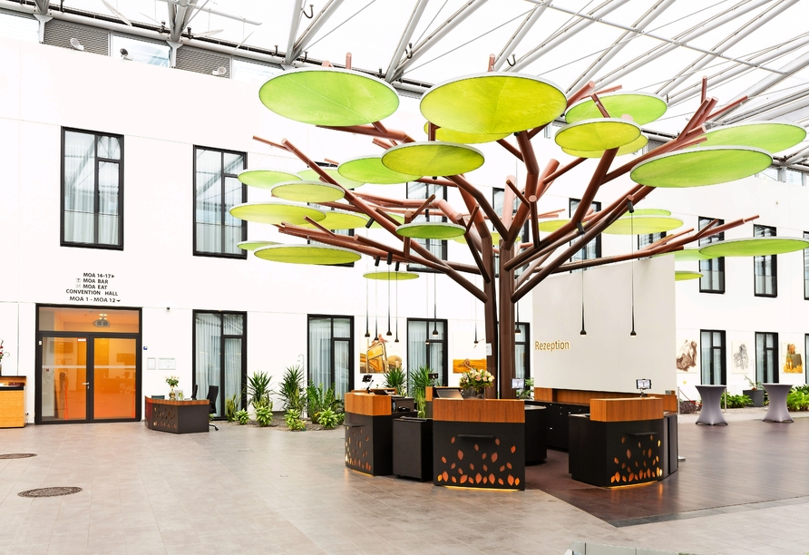 Mercure Hotel MOA Berlin, Lobby