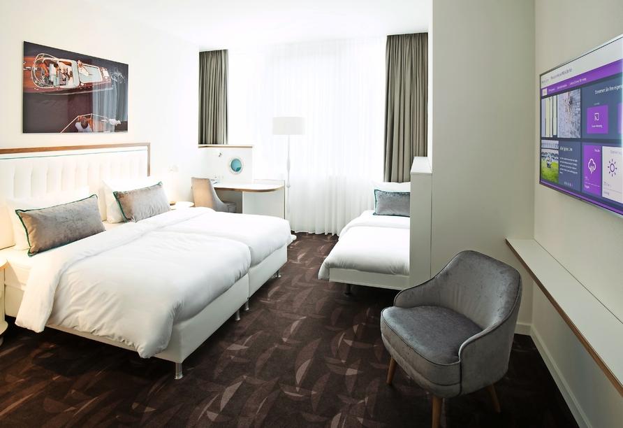 Mercure Hotel MOA Berlin, Doppelzimmerbeispiel