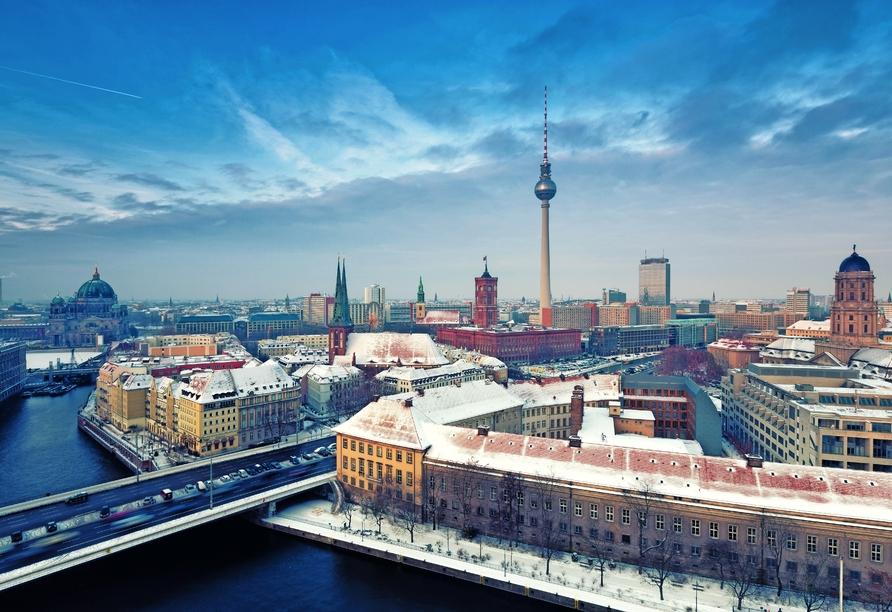 Mercure Hotel MOA Berlin, Skyline Berlin