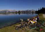 Sporthotel Xander, Leutasch, Österreich, Fahrradtour