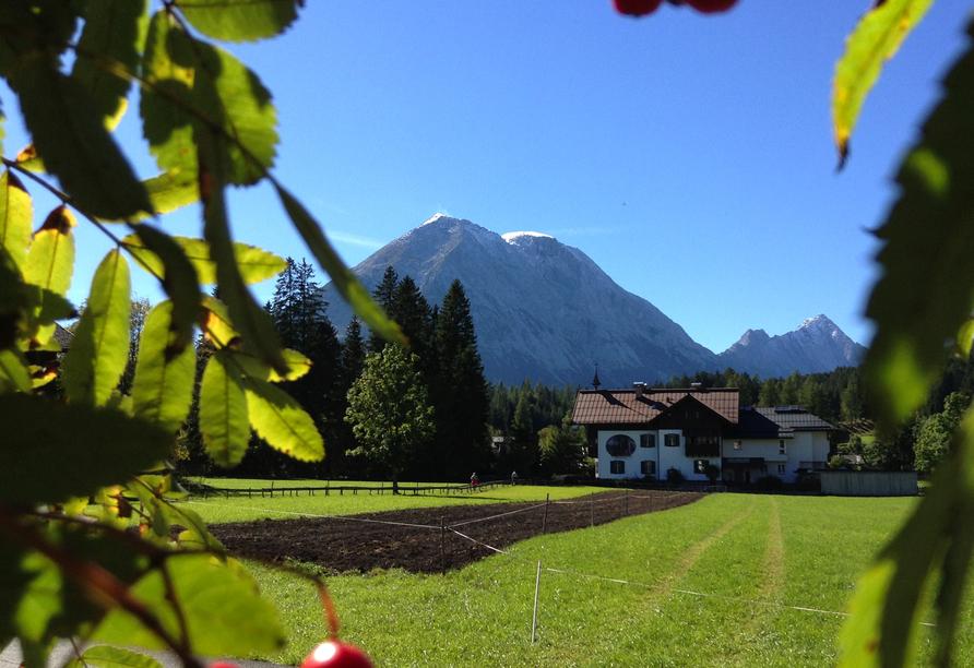 Sporthotel Xander, Leutasch, Österreich, Tirol