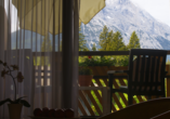 Sporthotel Xander, Leutasch, Österreich, Balkon