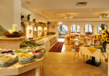 Sporthotel Xander, Leutasch, Österreich, Restaurant