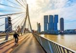 Besuchen Sie die Hansestadt Rotterdam.