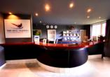 Park Hotel Fasanerie Neustrelitz, Lobby