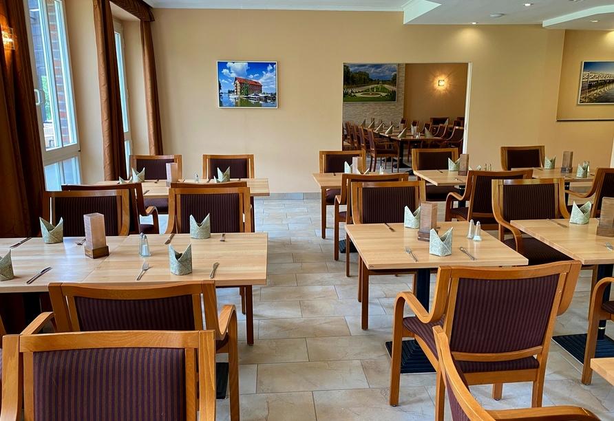 Park Hotel Fasanerie Neustrelitz, Restaurant
