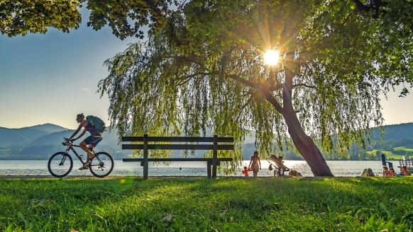 Verbinden Sie Ihren Aktivurlaub mit Erholung an den schönsten Seen des Münchener Umlandes.