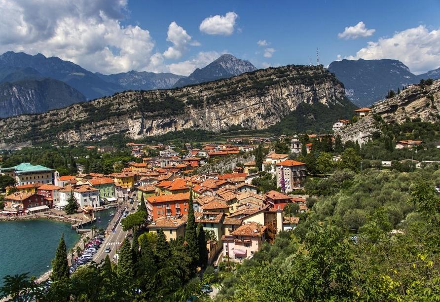 Parc Hotel Deva in Riva del Garda, Italien, Riva del Garda
