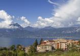 Hotel Belvedere, San Zeno di Montagna, Italien