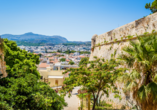 Oasis Beach Hotel in Anissaras, Rethymno Festung