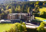 Parc Hotel Miramonti in Völs am Schlern, Außenansicht