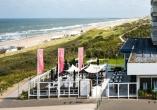 Herzlich willkommen im Hotel NH Atlantic Den Haag, dirket an der Nordsee.