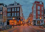 MS Asara, Amsterdam