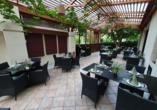 Hotel Apollonia Beach Resort & Spa in Amoudara, Restaurant Avocado