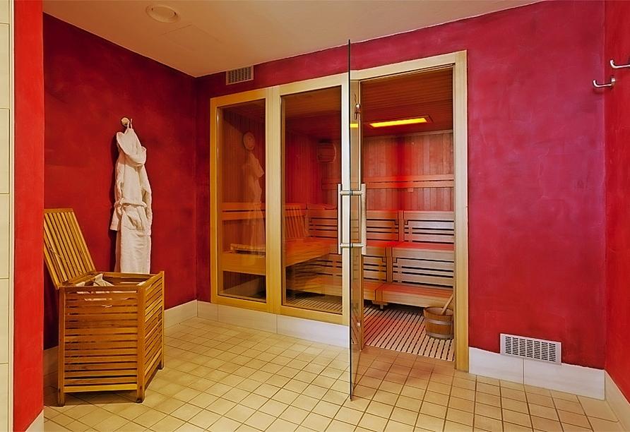 MORADA Hotel Isetal in Gifhorn, Sauna