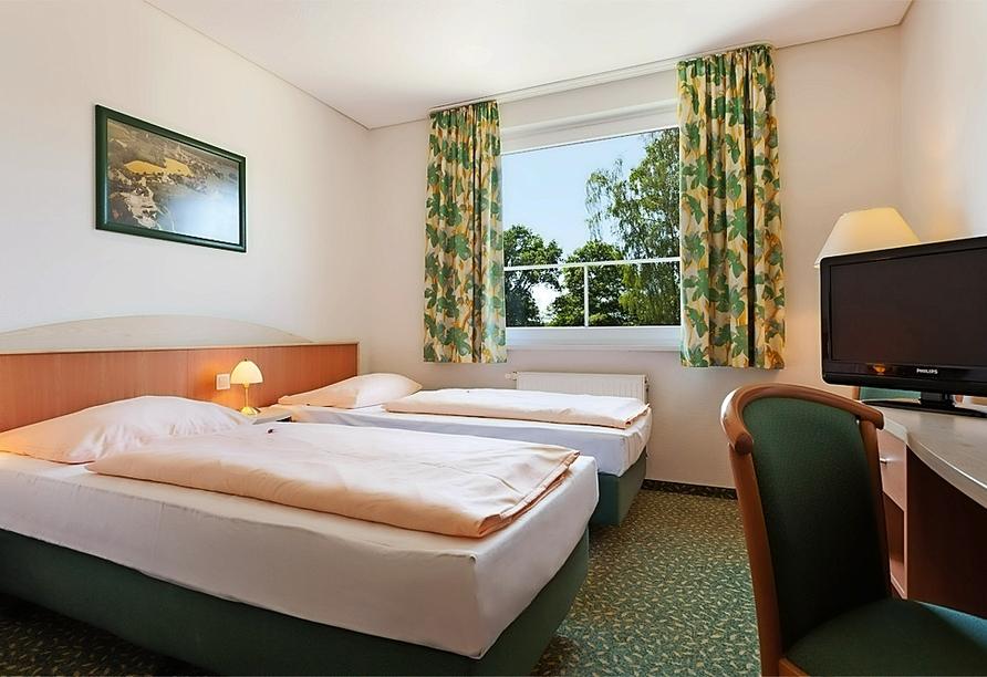 MORADA Hotel Isetal in Gifhorn, Zimmerbeispiel Klassik