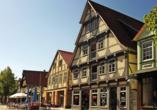 MORADA Hotel Isetal in Gifhorn, Fußgängerzone