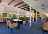 MORADA Hotel Isetal in Gifhorn, Kastanienoase