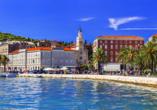 Blaue Reise Dalmatien, Split
