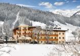 Hotel Ferienwelt Kristall in Rauris, Außenansicht