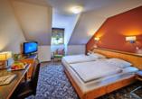 Beispiel eines Doppelzimmers im Forsters Posthotel