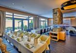 Lassen Sie sich im Restaurant des Forsters Posthotels kulinarisch verwöhnen.